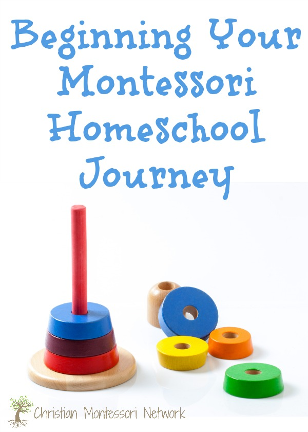Have you considered teaching your kids at home? Come learn how you can begin a Montessori homeschool experience. ChristianMontessoriNetwork.com