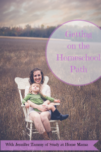 Getting on the Homeschool Path