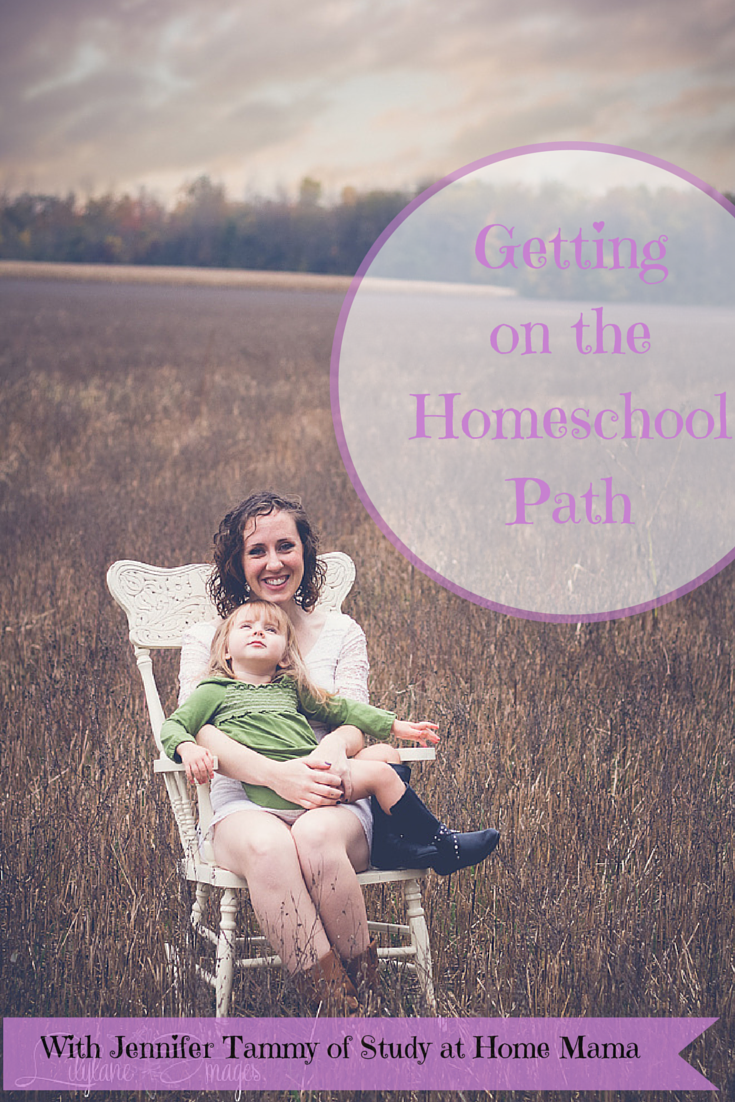 Why I Homeschool with Jennifer Tammy