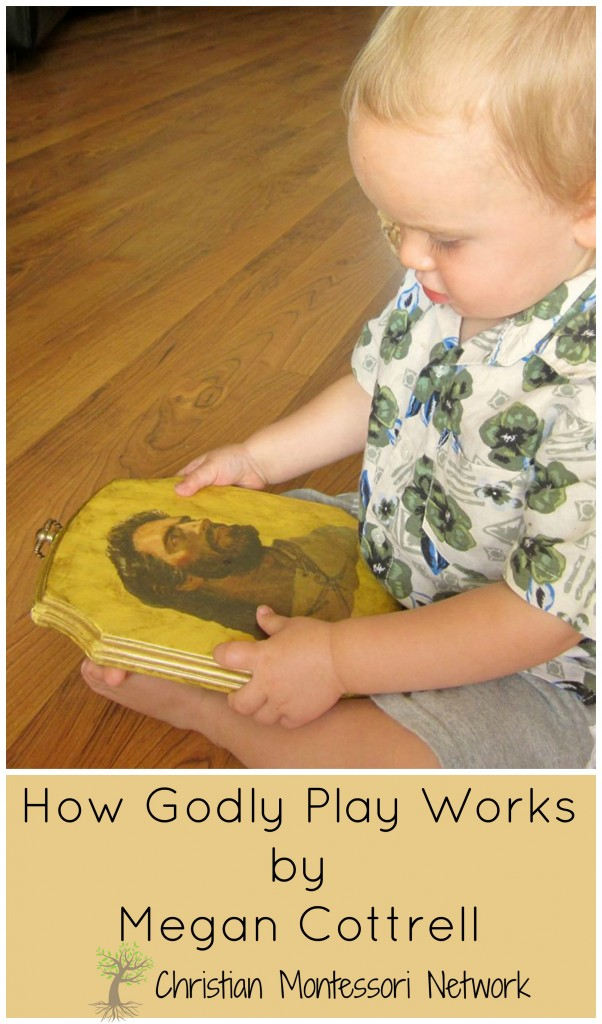 Megan Cottrell guest posts on How Godly Play Works on ChristianMontessoriNetwork.com