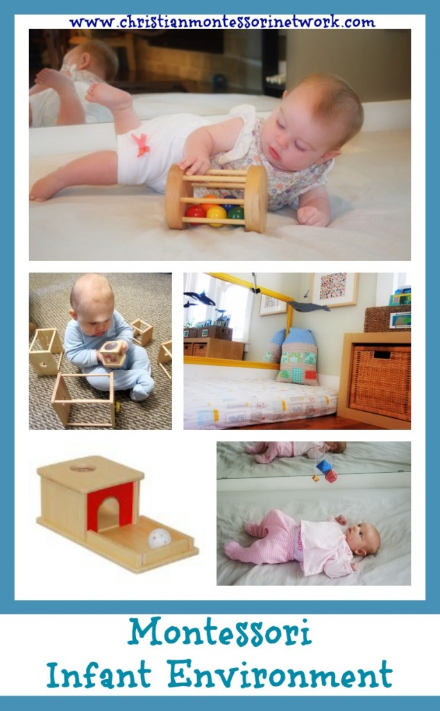 Montessori Infant Environment  - ChristianMontessoriNetwork.com