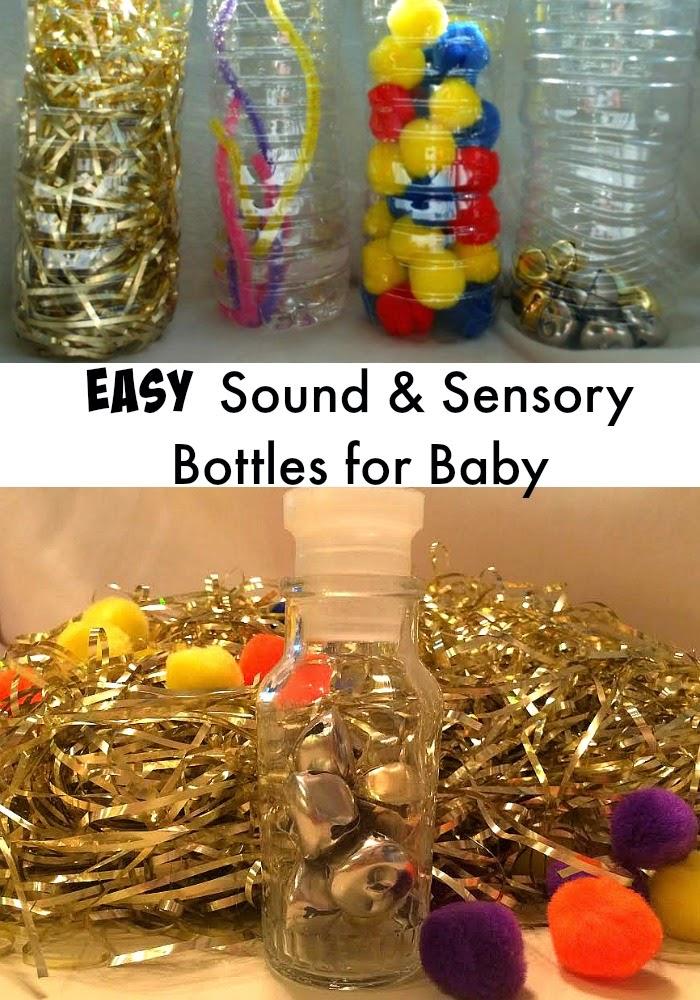sensory bottles for baby