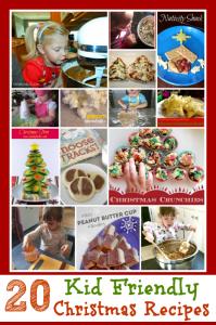 20 Kid Friendly Christmas Recipes