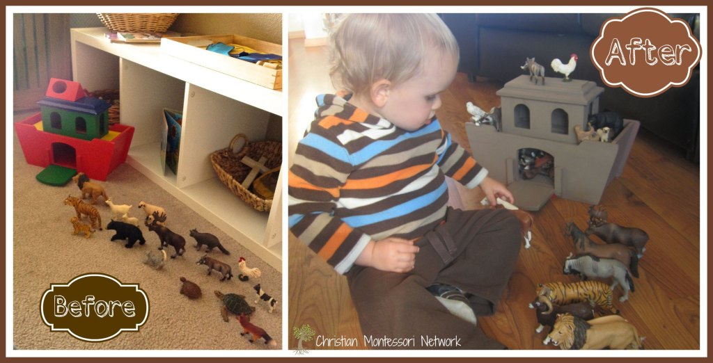 CMN Noah's Ark - Before & After