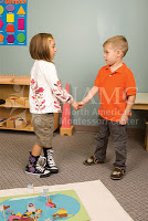 Practicing how to meet and greet new people, as described by NAMC, is a great way to help your kids prepare for Christmas on ChristianMontessoriNetwork.com