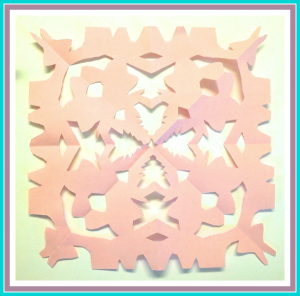 Frozen Fractals: Build Emotional Intelligence and Social Responsibility