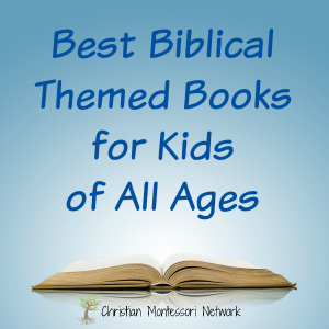 Best Biblical Themed Books For Kids