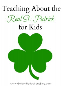 Real st. patrick for kids