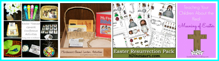 Religious Activities and Printables
