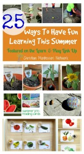 25 Ways to Have Fun Learning this Summer {Learn & Play Link Up # 9}