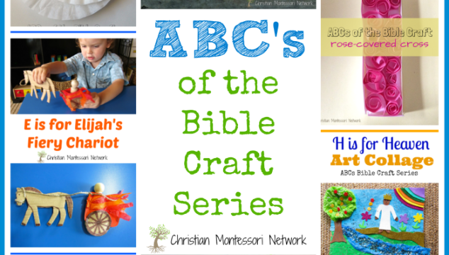 ABCs of Bible Crafts for Kids