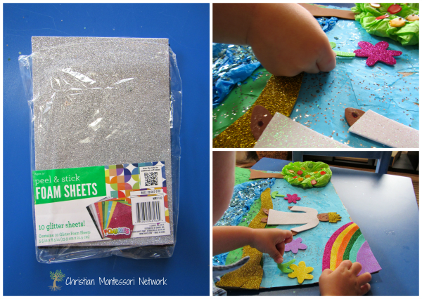 Foam Sheets - ChristianMontessoriNetwork.com