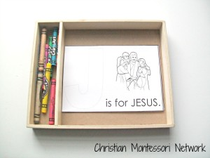 The Life of Jesus Christ Activities for Toddlers & Preschoolers