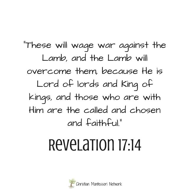 reveleation 17-14
