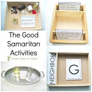 The Good Samaritan Activities