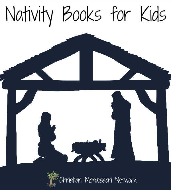 Some of our favorite books about the Nativity story for kids.