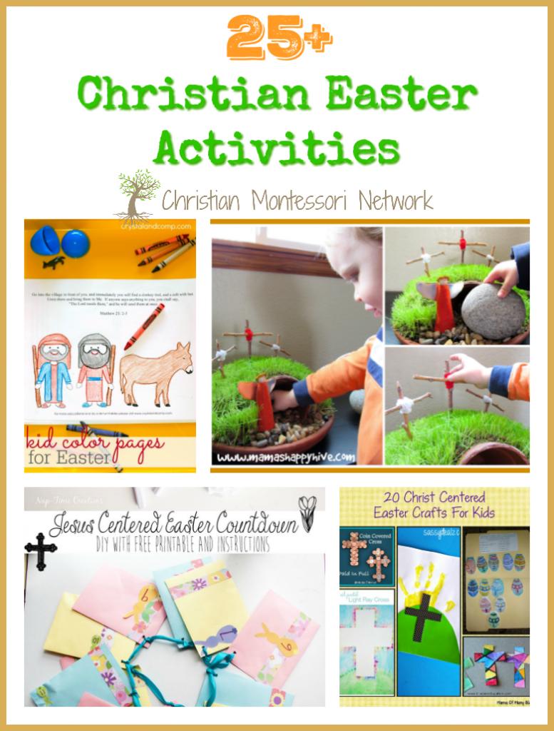 Christian Easter - ChristianMontessoriNetwork.com