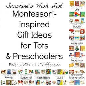 Sunshine's Wish List
