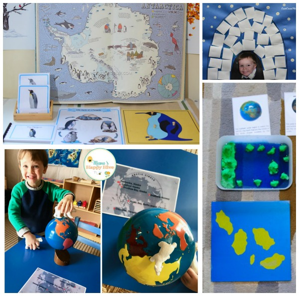 PolarWinter is the perfect time of year to explore hands-on polar activities for kids! Use this set of activities to find inspiration for arctic themed crafts, sensory learning experiences, penguin exploration, and so much more!