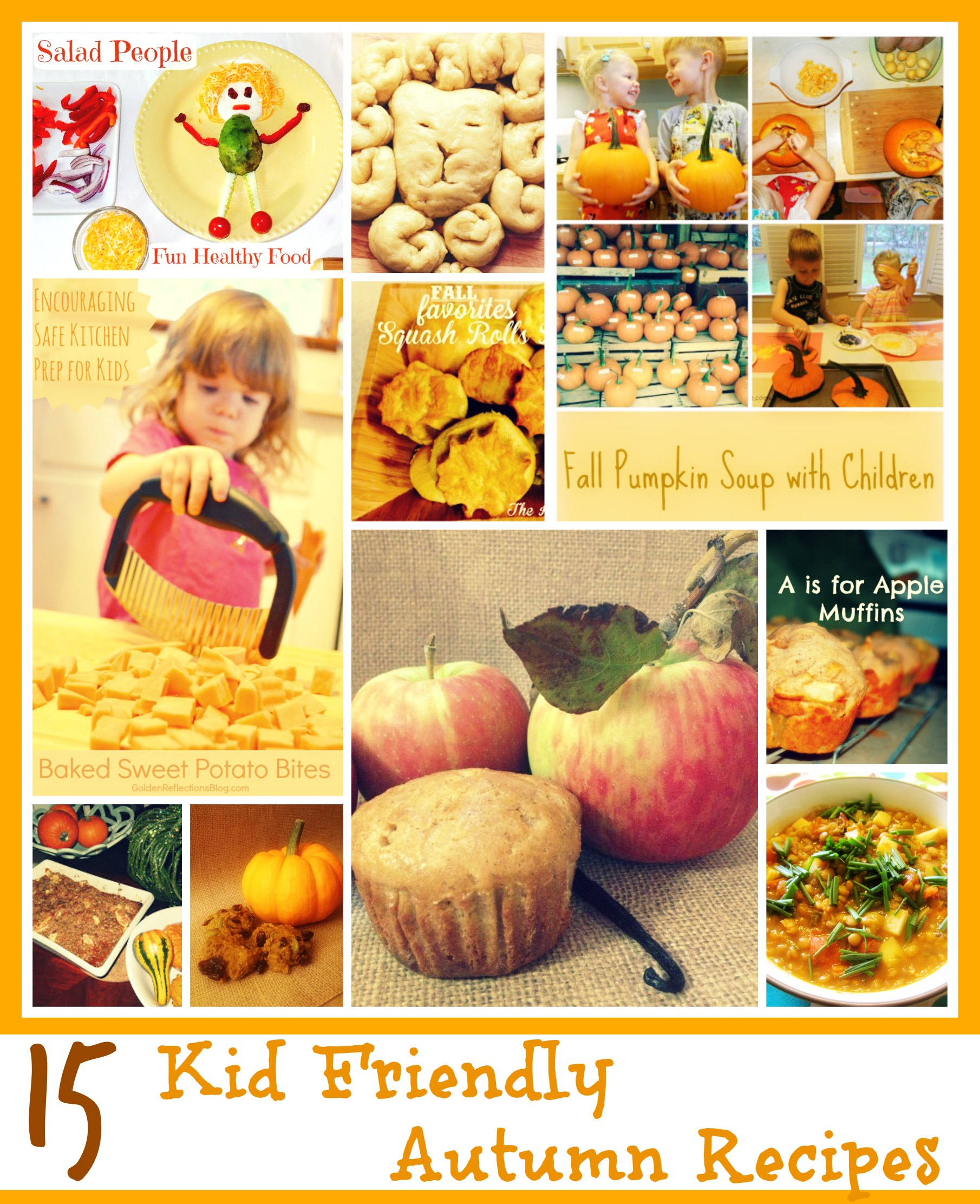15 Kid Friendly Autumn Recipes Christian Montessori Network