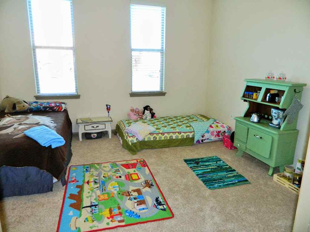 Setting Up A Montessori Home For Toddlers Christian Montessori Network