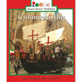 Columbus Day book suggestion from ChristianMontessoriNetwork.com