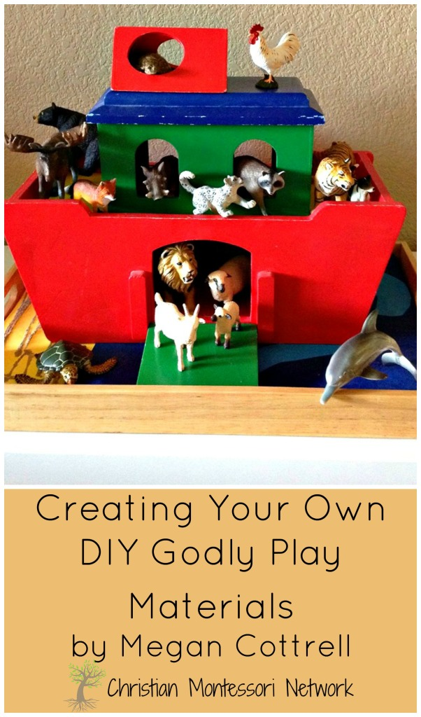 We love DIY projects and Megan finishes up her Godly Play series with a lot of great ideas for Godly Play DIY at ChristianMontessoriNetwork.com