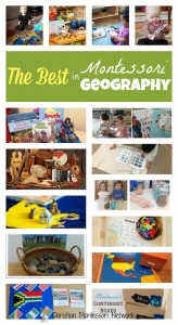 The Best In Montessori Geography