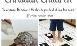 Astronomy for Christian Children