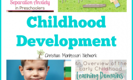 Childhood Development {Learn & Play Link Up}